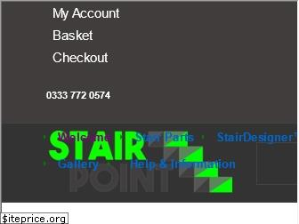 www.stairpoint.co.uk website price