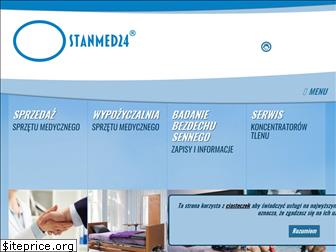www.stanmed24.pl website price