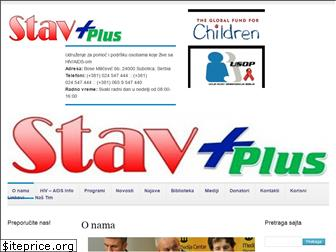 www.stavplus.org website price