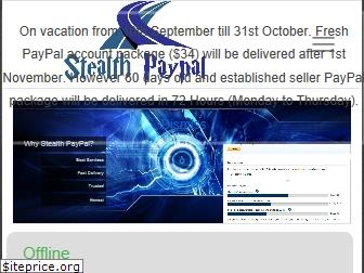 stealthpaypal.com