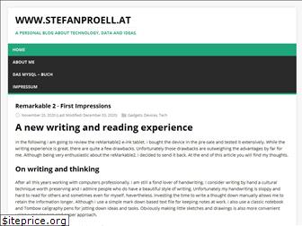 stefanproell.at