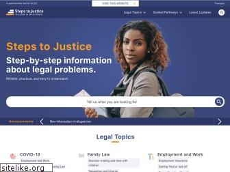 stepstojustice.ca