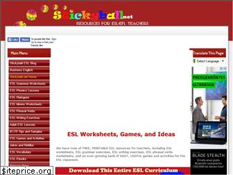 stickyball.net