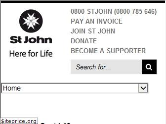 www.stjohn.org.nz website price