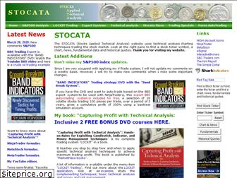 www.stocata.org website price