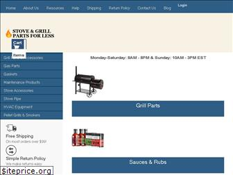 stove-and-fireplace-parts.com