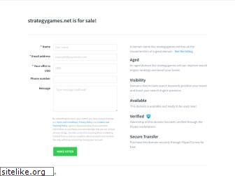 www.strategygames.net website price