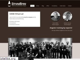 strongbrew.io