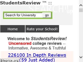 studentsreview.com
