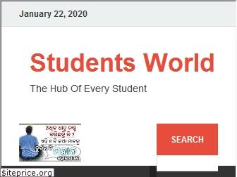 www.studentworldindia.in website price