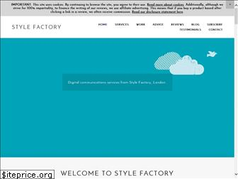 stylefactoryproductions.com
