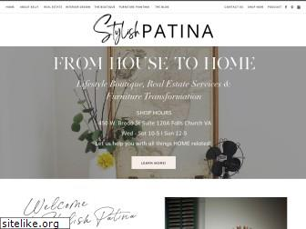 stylishpatina.com