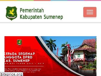 www.sumenepkab.go.id website price