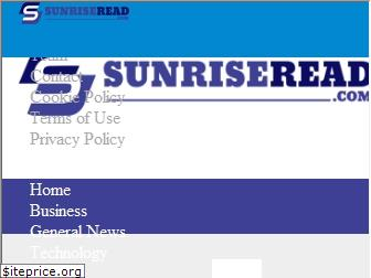 sunriseread.com