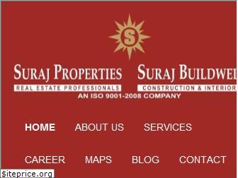 surajproperties.com