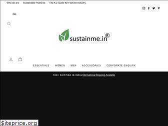 sustainme.in