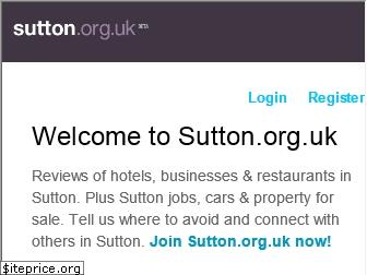 sutton.org.uk