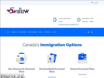 swallowimmigration.ca