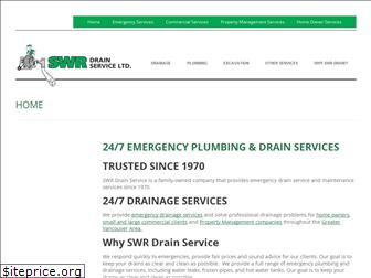 swrdrainservice.com