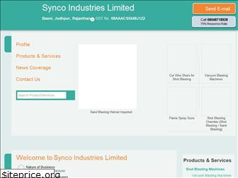 syncoindustries.co.in