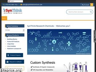 synthinkchemicals.com