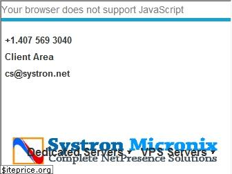 systron.net