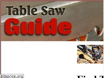 table-saw-guide.com