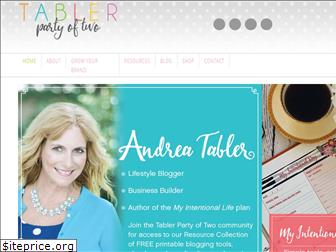 tablerpartyoftwo.com