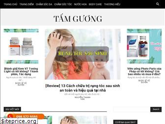 www.tamguong.vn website price