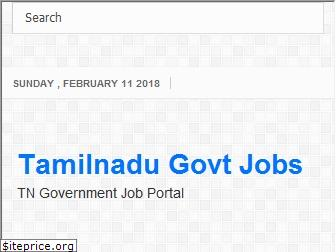 www.tamilnadugovtjobs.in website price