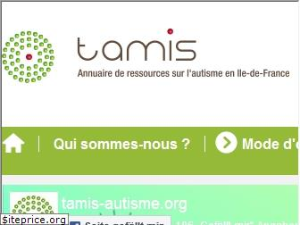www.tamis-autisme.org website price