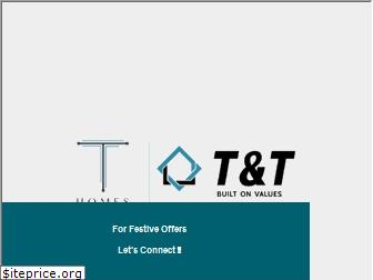 www.tandthomes.org website price