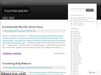 tastingmenu.wordpress.com