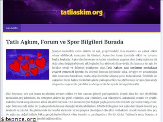 www.tatliaskim.org website price
