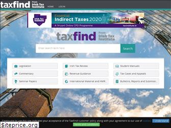 taxfind.ie