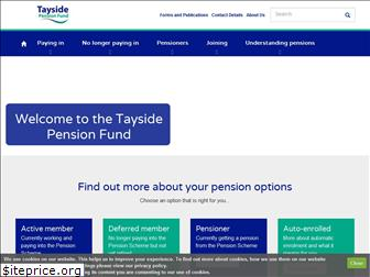 taysidepensionfund.org