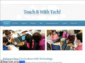 teachitwithtech.weebly.com