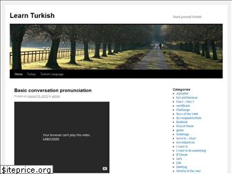 teachyourselfturkish.com