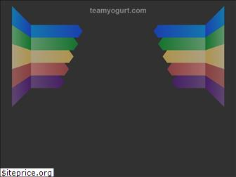 teamyogurt.com
