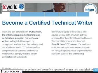 technical-writing-training-and-certification.com