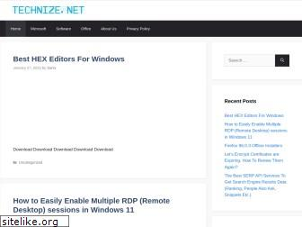 technize.net