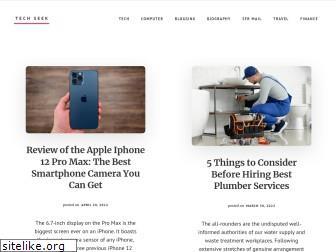www.techseek.org website price