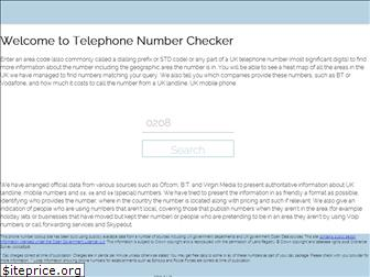 telephone-number-checker.co.uk