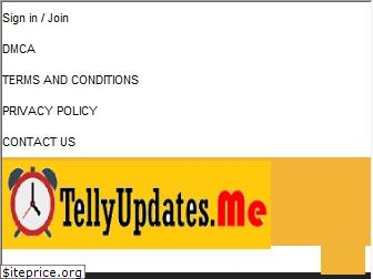 www.tellyupdates.me website price