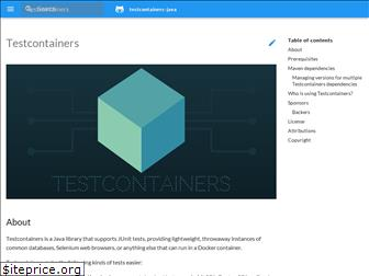 testcontainers.org