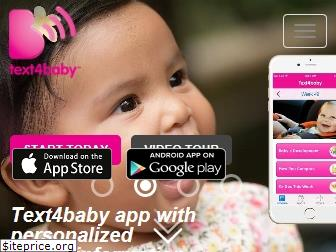 text4baby.org