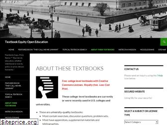 textbookequity.org