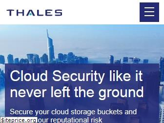 thalesesecurity.com