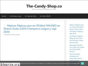 the-candy-shop.co