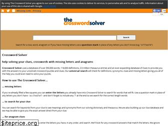the-crossword-solver.com